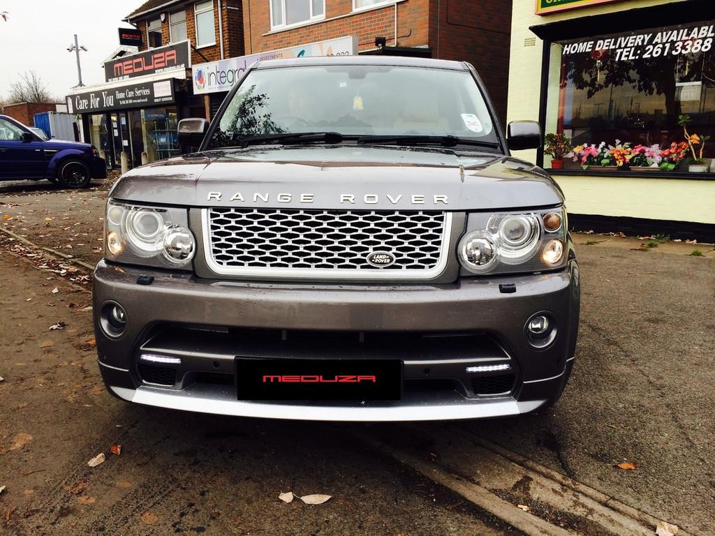 Range Rover Sport Autobiography Style Body Kit 2005-2009 - Grey