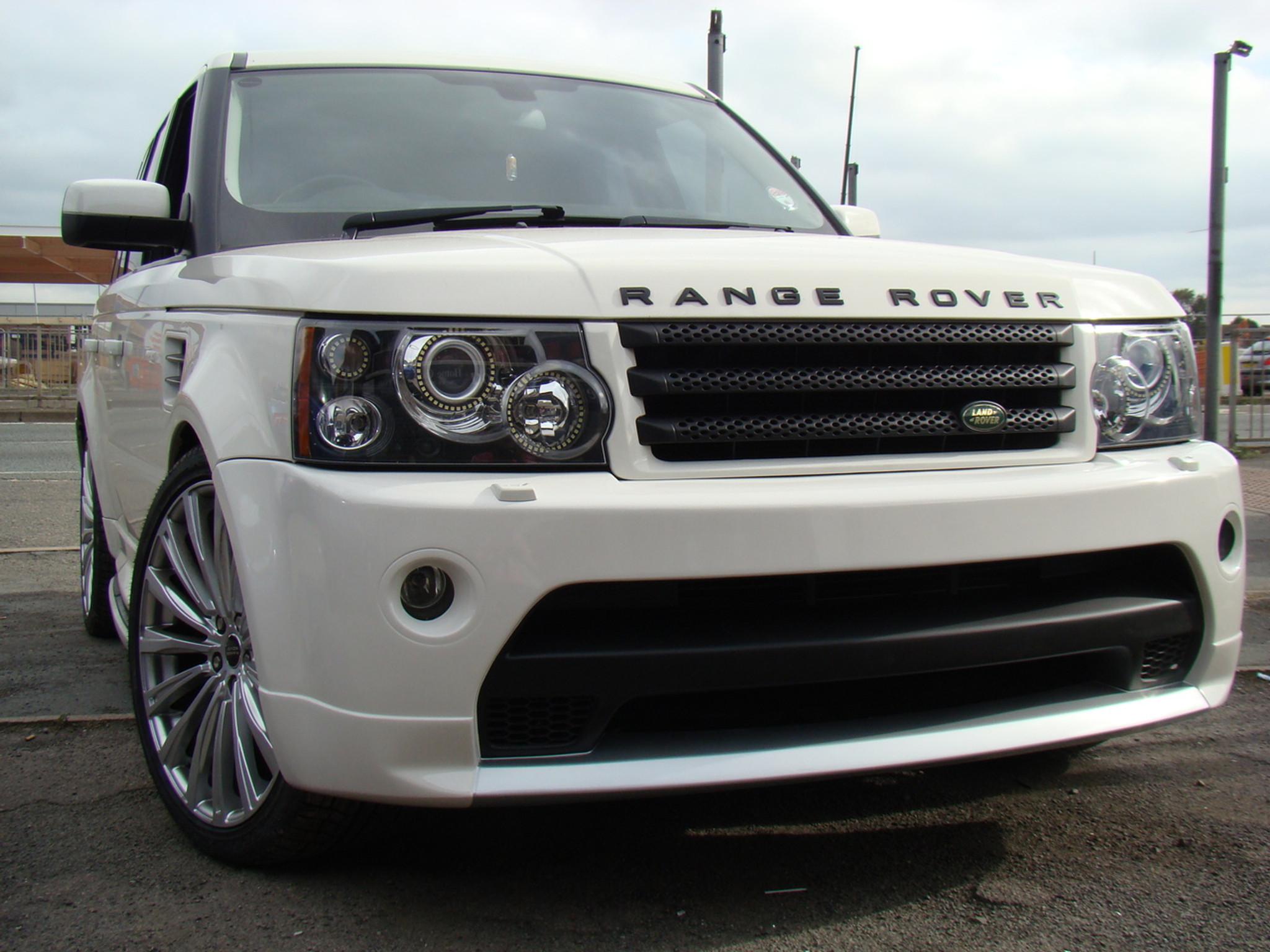 Rover range rover 2005 : Range Rover Sport Autobiography Front Bumper 2005-2009 Models ...