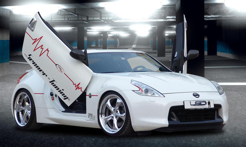 Nissan 370Z LSD Door Kit