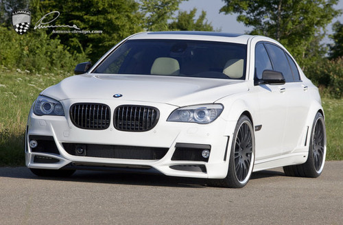 BMW 7 Series Lumma CLR 750 Body kit