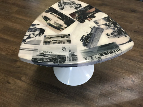 Siner Coffee Ornament Table