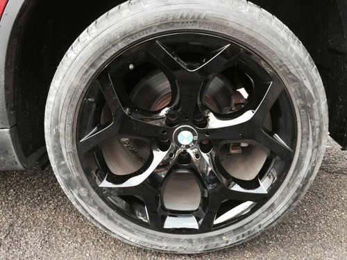 Alloy Wheel Refurbishment Service