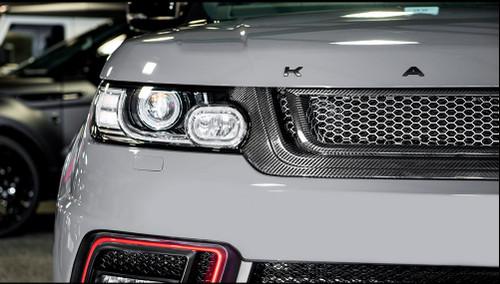 Range Rover Sport 2014 Black Label Carbon Front Grille