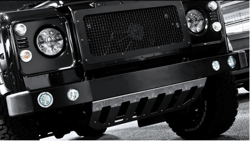 Land Rover Defender 110 Front Bumper with lights