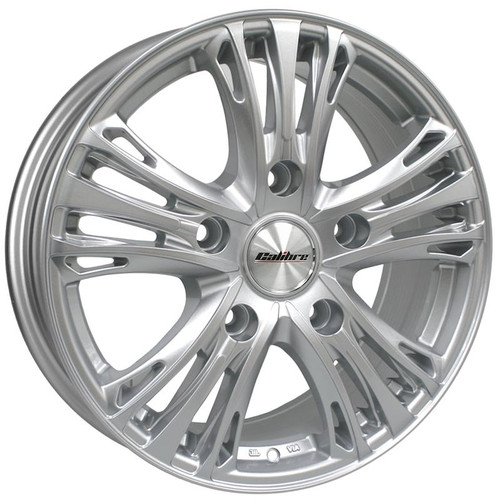 "Calibre Odyssey 18"" Alloy Wheels Ford Transit Fitment"
