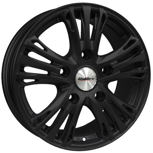 """Calibre Odyssey 20"""" Alloy Wheels Ford Transit Fitment"""