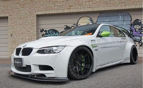 BMW E92/E93 3 Series LB Style Wide Body Kit