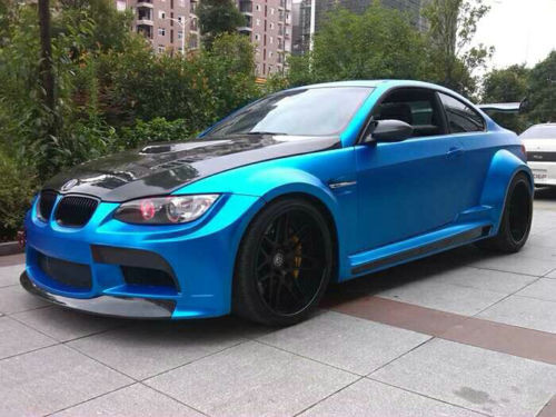 BMW E92 E93 3 Series VOR-Style GT Wide Body kit