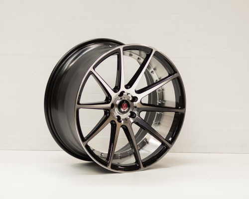 """AXE EX16 20"""" Alloy Wheels Staggered Fitment"""