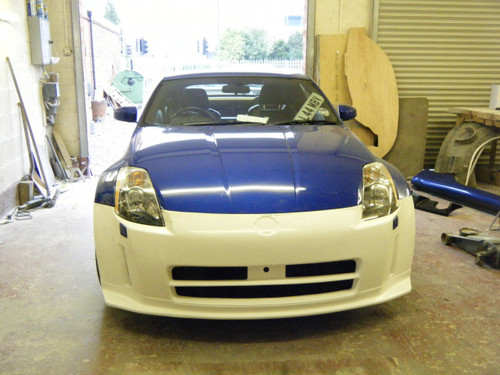 Nissan 350Z Nismo Style Front Bumper