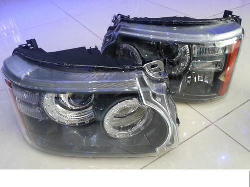 Range Rover Sport 2012 Headlights Aftermarket New