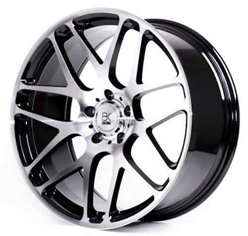 """BK Racing BK170 20"""" Flow Form Alloy Wheels"""
