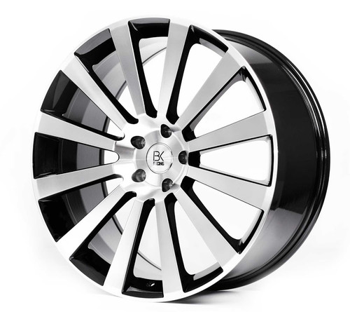 """BK Racing BK660 20"""" Alloy Wheels"""