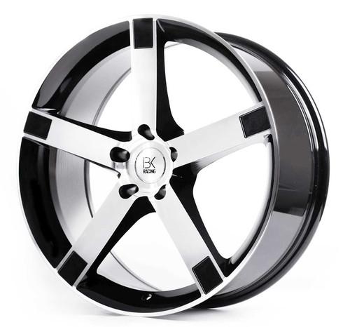 """BK Racing BK677 22"""" Alloy Wheels"""