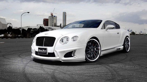 Bentley Continental GT/GTC 2012> Black Series Body Kit
