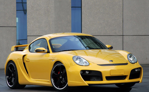 Porsche Cayman (987) Body Kit
