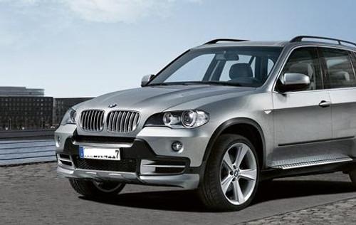 BMW X5 (E70) Aerodynamic Body Kit