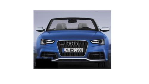 Audi A5 S5 Sportback 8T Facelift 2013 RS5 Body Kit
