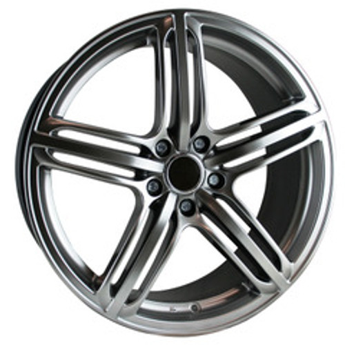 "18"" Alloy Wheels & Tyres Audi RS6 Style"