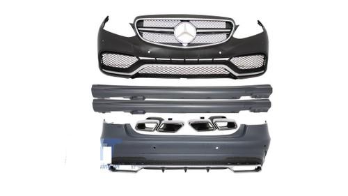 Mercedes W212 2013> E63 AMG Style Body Kit