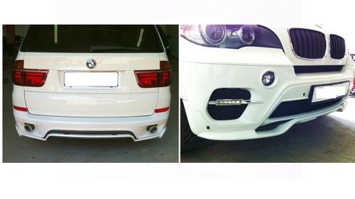 BMW X5 (E70) 2010-2013 Aerodynamic Body kit