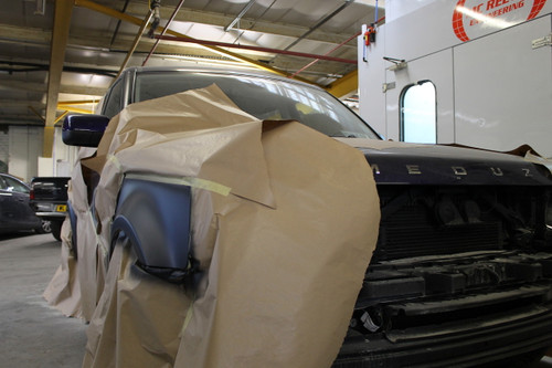 Automotive Paintwork - Installation and Paint Charges For Body Kits