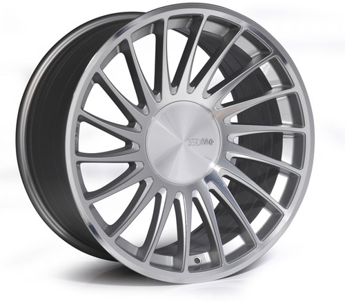 "3SDM 0.04 10 x 19"" Alloy Wheels"