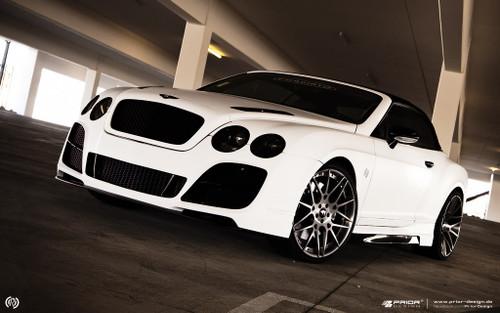 Bentley GT/GTC Prior Design Aerodynamic Bodykit W1