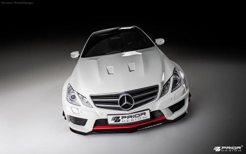 Mercedes E Class Coupe C207 Black Edition Prior Design Bodykit
