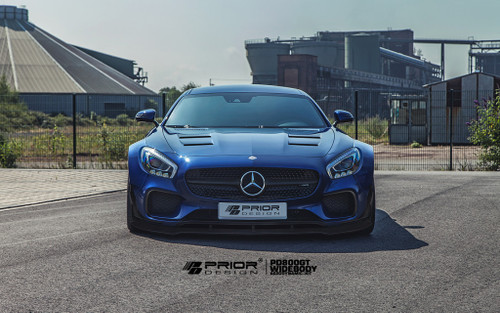 Mercedes GT/GT S Prior Design Wide Bodykit