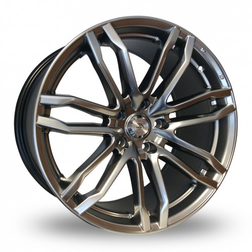 "AC Aster 19"" Alloy Wheels Gunmetal"