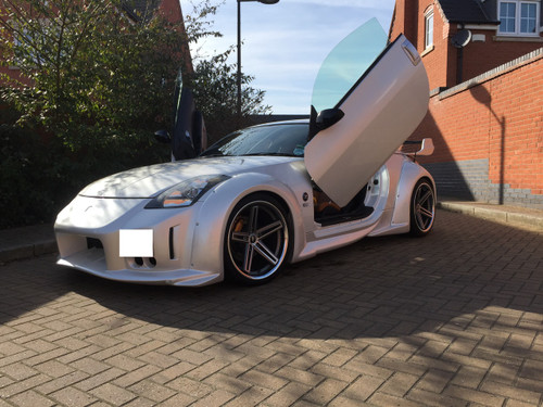 Nissan 350Z Z33 Veilside Style Version 3 Wide Body kit