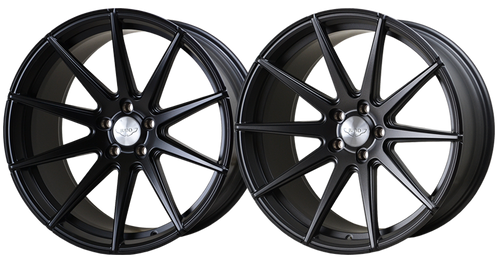 "Judd 20"" T311R Alloy Wheels Staggered Fitment"