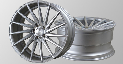 """Judd 20"""" T415 Alloy Wheels Staggered Fitment"""