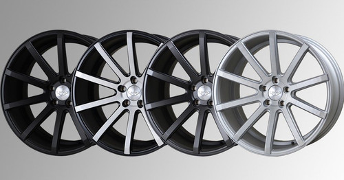 "Judd 20"" T202 Alloy Wheels Staggered Fitment"