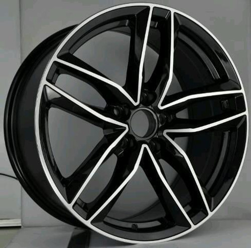 "20"" RS6 Style Alloy Wheels"