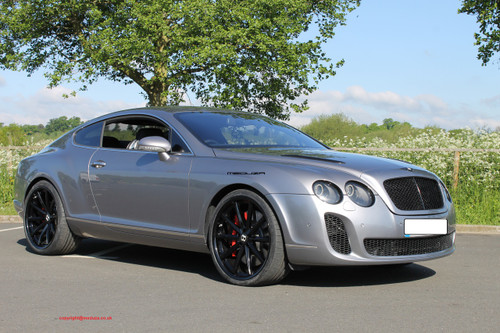 Bentley Continental GT Super Sport Body kit Conversion
