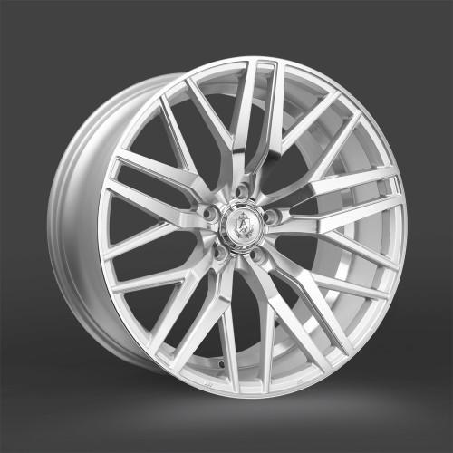 """AXE EX30 22"""" Alloy Wheels Silver"""