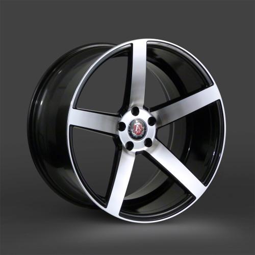 "AXE EX18 20"" Alloy Wheels Gloss Black"