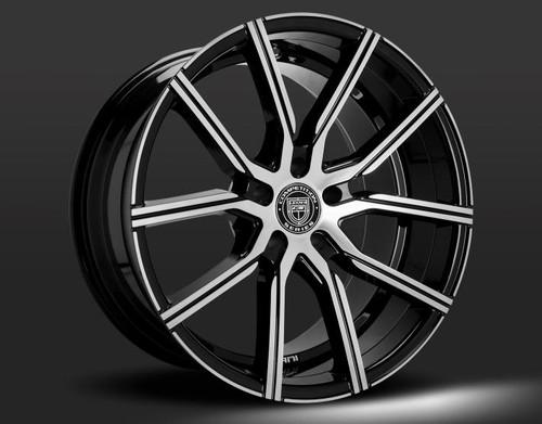 "22"" Alloy Wheels Lexani Gravity"