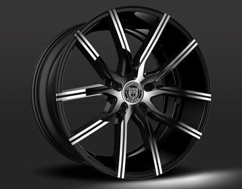 "22"" Alloy Wheels Lexani Gravity"