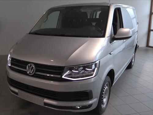 Volkswagen Transporter T5 to T6 T28 Conversion 2016 Model