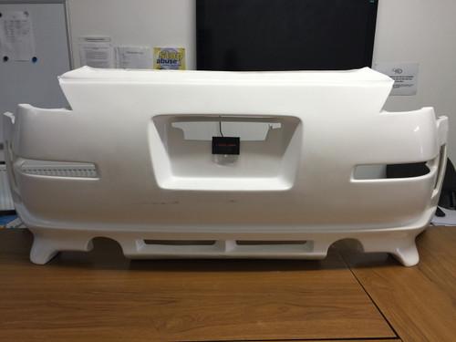 Nissan 350Z Veilside V3 Rear Bumper