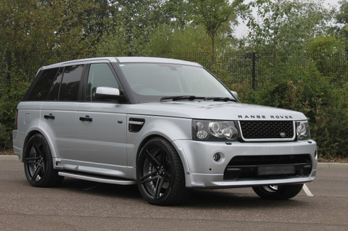 Range Rover Sport Autobiography & RS Fender Pack Bodykit 2005-2013 Silver