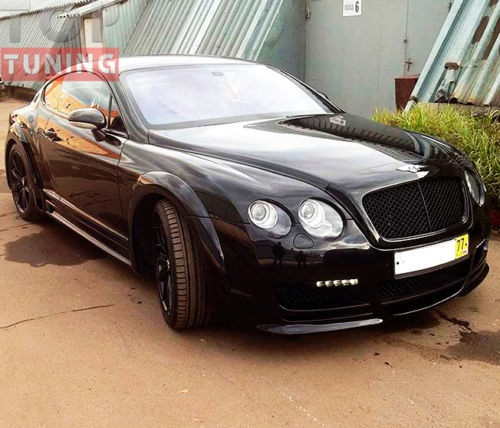 Bentley Continental GT/GTC ARD Body Kit 2003-2011