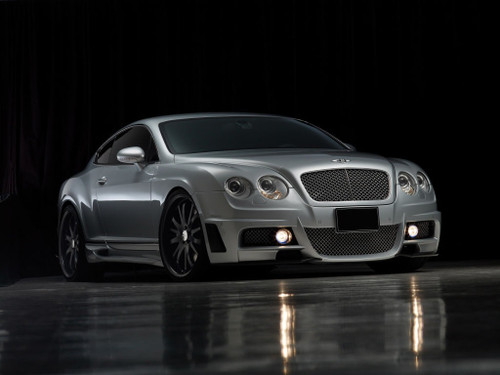 Bentley Continental GT/GTC W Style Body kit