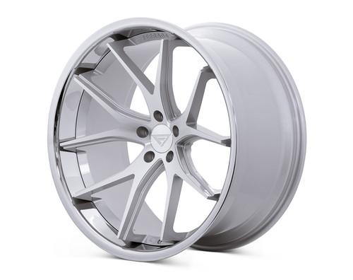 """22"""" x 11J Alloy Wheels Ferrada FR2 Matt Bronze Gloss Lip"""