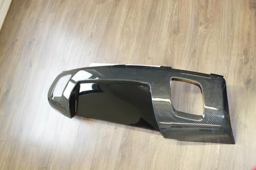 Range Rover Sport Meduza RS-700 Carbon Fibre Rear Bumper Diffuser