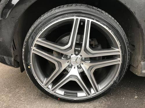 """22"""" Alloy Wheels Mercedes ML"""