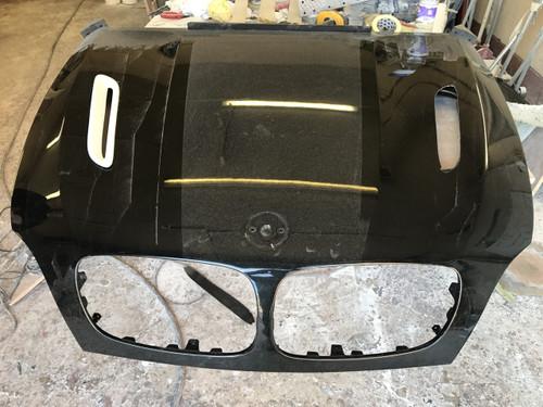 BMW X6 Bonnet Vents